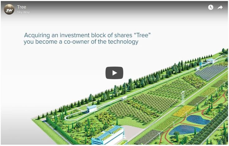 We invite you to participate in greening of EcoTechnoPark - a large-scale innovative eco-project  Welcome! https://youtu.be/l26d566gK30   SkyWay project (@SkyWayInvest) | Twitter