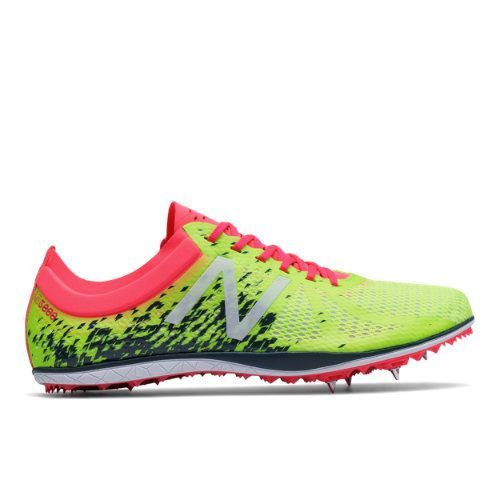 LD5000v4 Spike Women's Track Spikes Shoes - Yellow/Pink (WLD5KYP4)