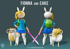 adventure time fionna에 대한 이미지 검색결과