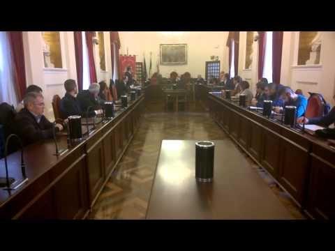 #Sassari, uniti per una rete metropolitana forte Intervento sindaco @NicolaSanna2 - YouTube