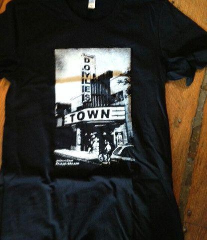 Doylestown County Theater Tee