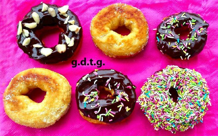 Το Ελληνικό Χρέος στη Γαστρονομία: Όλα τα μυστικά για τέλεια donuts!