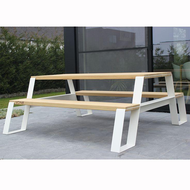 Fuse Picknicktafel - VONK https://www.livingdesign.be/nl/assortiment/vonk