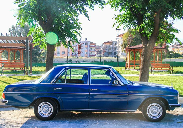 Mercedes Benz 200 / E Class / W115 by ErdemDeniz.deviantart.com on @DeviantArt