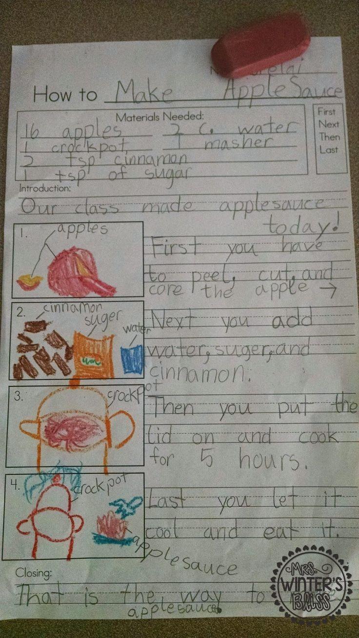 Mrs. Winter's Bliss: Apples, Apples, Apples!
