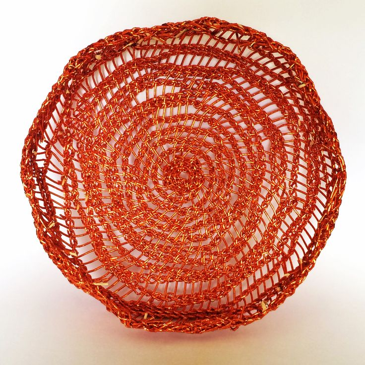 Basket Mizuhiki paper cord