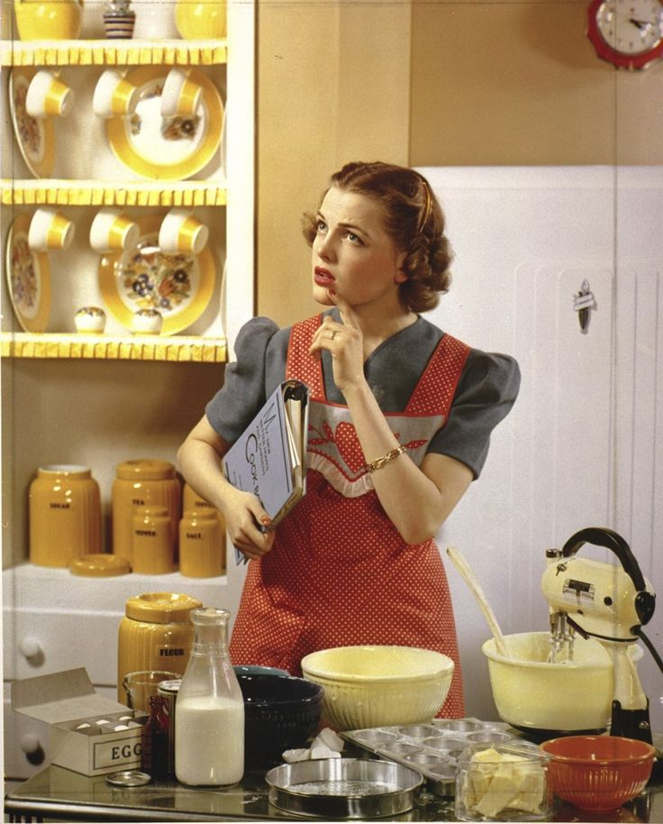 Victor Keppler (EE. UU., 1904 ‑ 1987), Ama de casa en la cocina, 1939