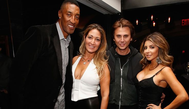 Who Is Scottie Pippen's Wife Larsa Pippen? Her Rapper Future Connection, And His Net Worth