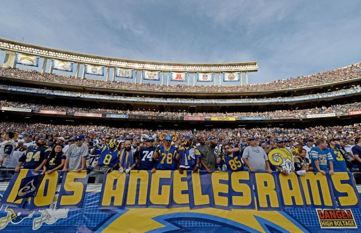Los Angeles Rams To Be Featured In Second Reality Show This Fall