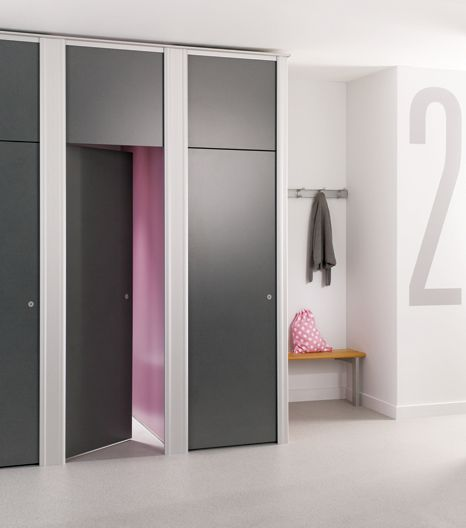 full height toilet cubicles - Google Search