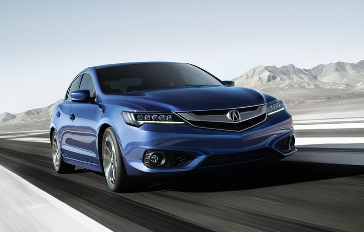 2016 Acura ILX, Front Exterior, A-Spec, Catalina Blue Pearl