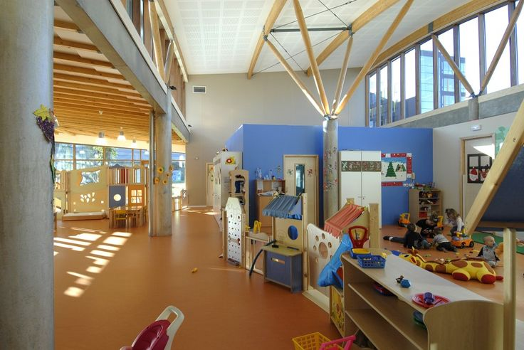 Nursery – Council of Europe / Art&Build Architects