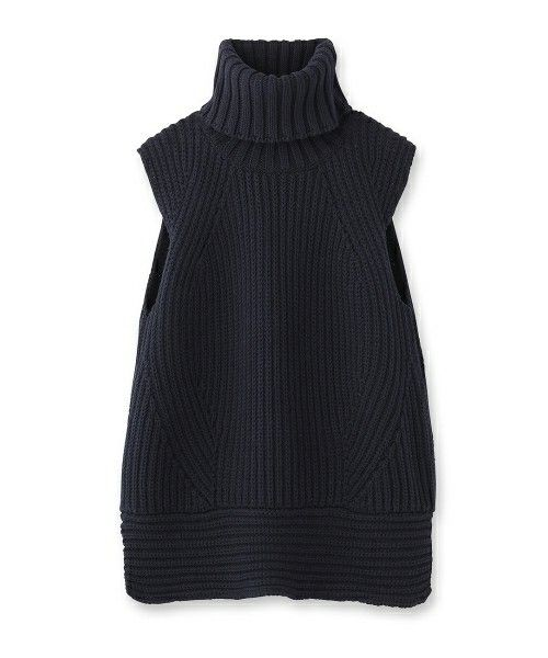 ビッグタートルベスト(ニット/セーター)|DRESSTERIOR(ドレステリア)のファッション通販 - ZOZOTOWN