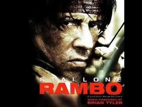 ▶ Brian Tyler - Rambo Theme / Rambo 4 Soundtrack - YouTube