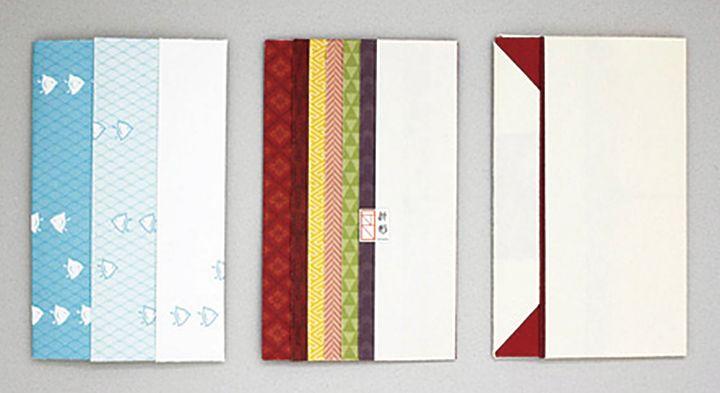 紙に印刷し、自分で折って作れる。作家デザ