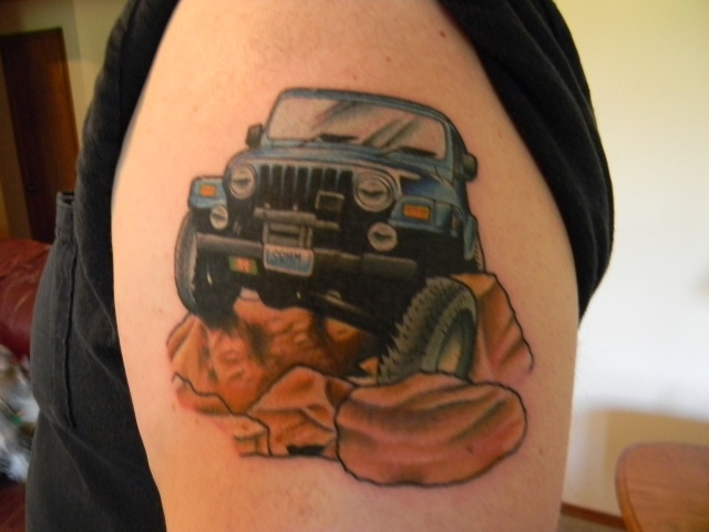 cool tat jeep tattoos pinterest. Black Bedroom Furniture Sets. Home Design Ideas