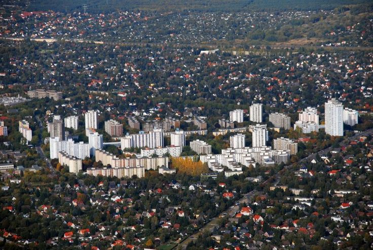 Berlin Gropiusstadt Neukölln