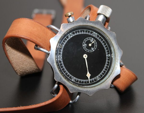 sorry cannot resist this, for xmas would be nice...Bell Ross WWII Bomber Regulator Watch-12