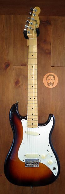1983 Fender Bullet S-2 Stratocaster w/ Fitted Fender Case -   Reverb