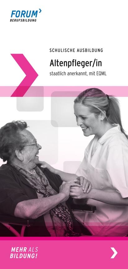 Macht eine schulische Ausbildung in Berlin zum/r Altenpfleger/Altenpflegerin! Alle Infos findet Ihr hier: http://www.forum-berufsbildung.de/Ausbildung-schulisch.1112.0.html