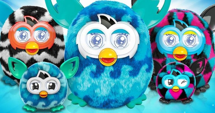 Furby Live-Action Movie Is Happening -- Bob Weinstein announces a live-action/CGI hybrid movie based on the popular Hasbro Furby toy. -- http://movieweb.com/furby-movie-announced-twc-dimension/