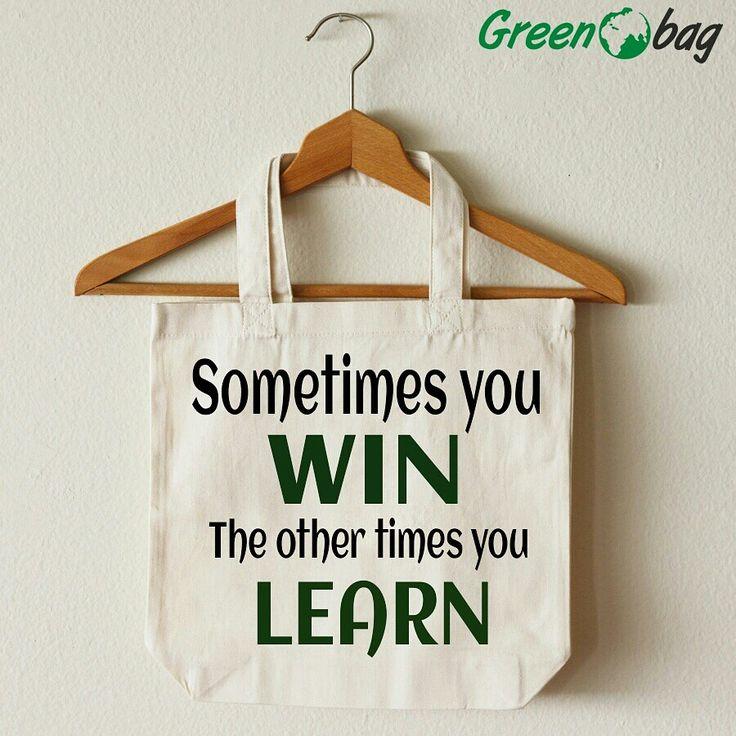 #GreenoBag #quoteoftheday