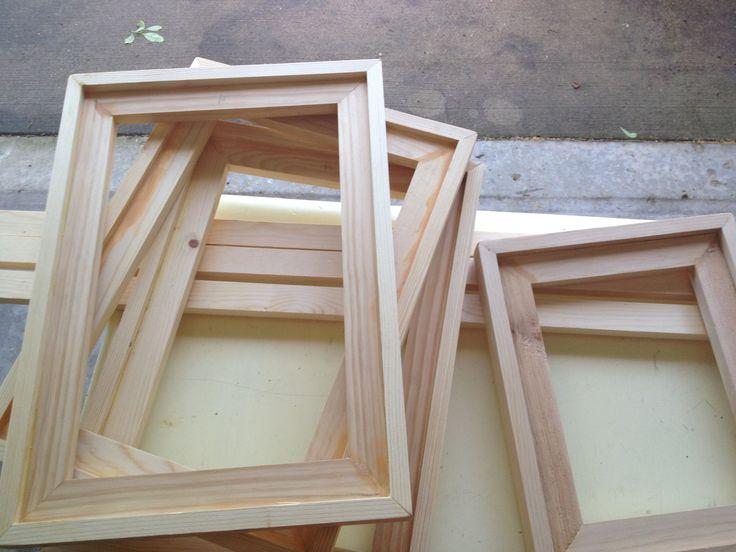 Best 25+ Wood frames ideas on Pinterest | Diy wooden ...