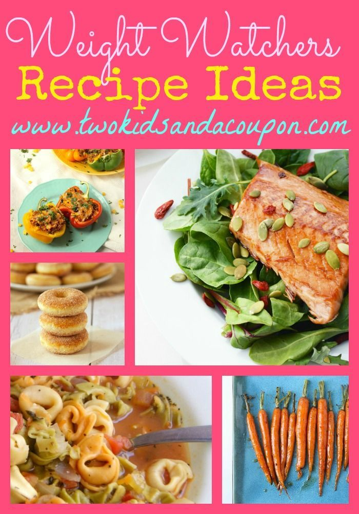 Starting the new year off with a new diet? Whether you're following the Weight Watchers diet plan or merely looking for some delicious healthy recipes, be sure to check out these delicious, W…