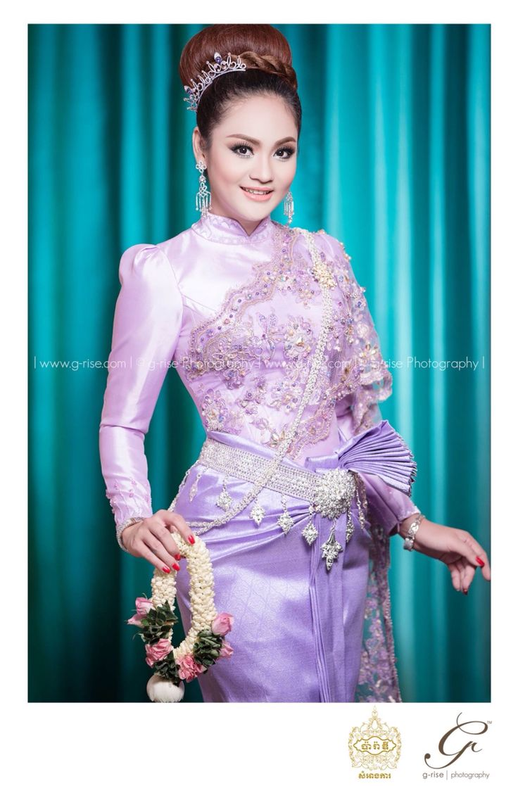 52 best Cambodia Traditional dresses images on Pinterest ...