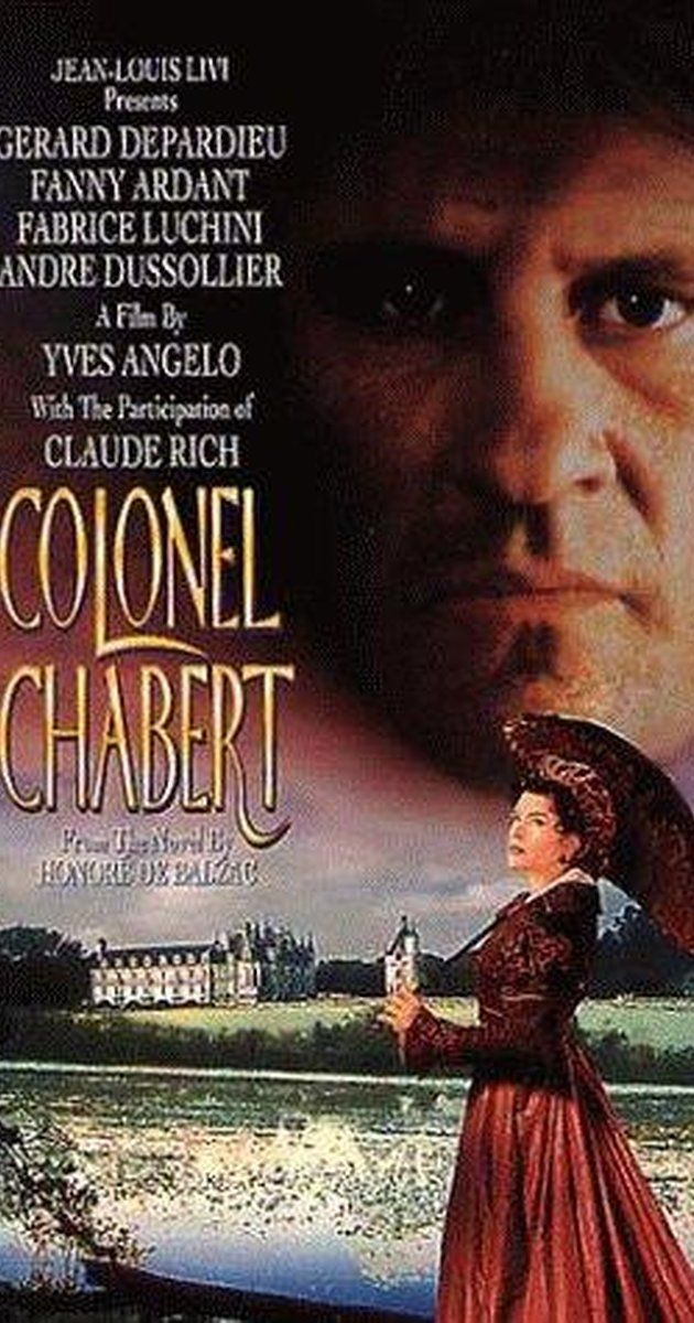 """Colonel Chabert has been severely wounded in the French-Russian Napoleonic war to the point that the medical examiner has signed his death certificate. When he regains his health and memory, he goes back to Paris, where his """"widow"""", Anne has married the Count Ferraud. My rating 7/10 Trailer @ https://www.youtube.com/watch?v=dknazxQlvRM"""