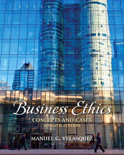 Amazon com  Business Ethics  Concepts and Cases   th Edition     FC
