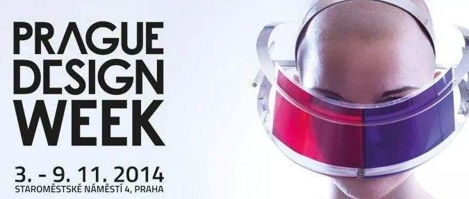Prague Design Week 3-9.11.2014
