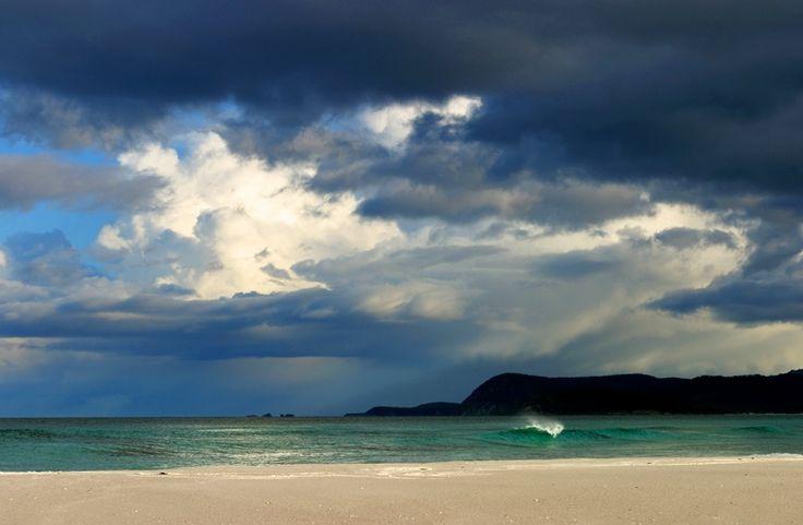 Friendly Beach, Tasmania