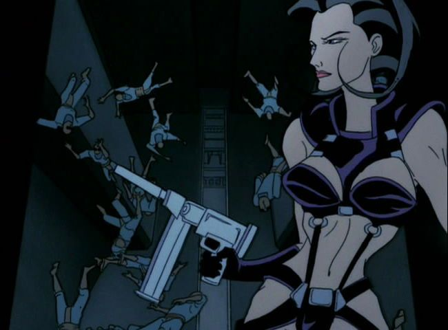 Oh, how I used to love Aeon Flux