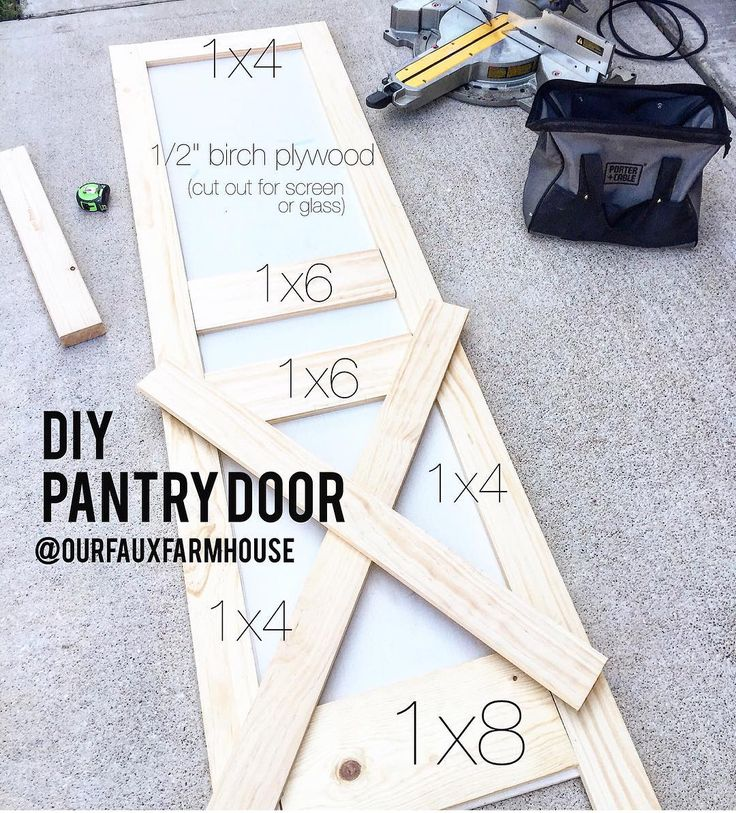 Diy pantry door with images glass pantry door pantry