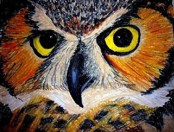 Beautiful Oil Pastel Paintings (64)