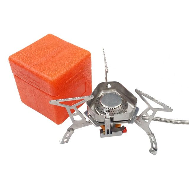 70ML Titanium Alcohol Burner Stove For Outdoor Camping Picnic Cooker Portable