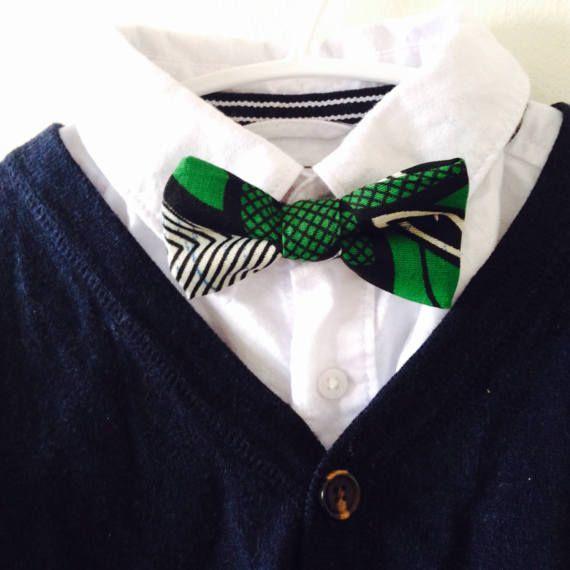 kids bow tie bow tie toddler bowties  bowties green by JPJMstudio