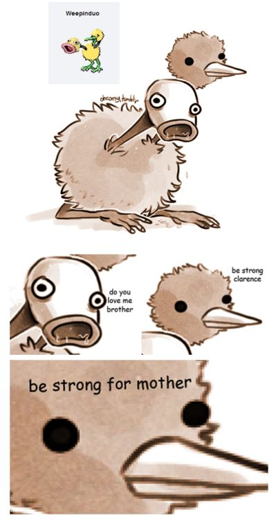 Pokemon fusions. I need more of those on my blog and in my life.  Also I must ha… – Der Roffler
