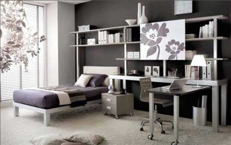 small home office bedroom ideas pinterest