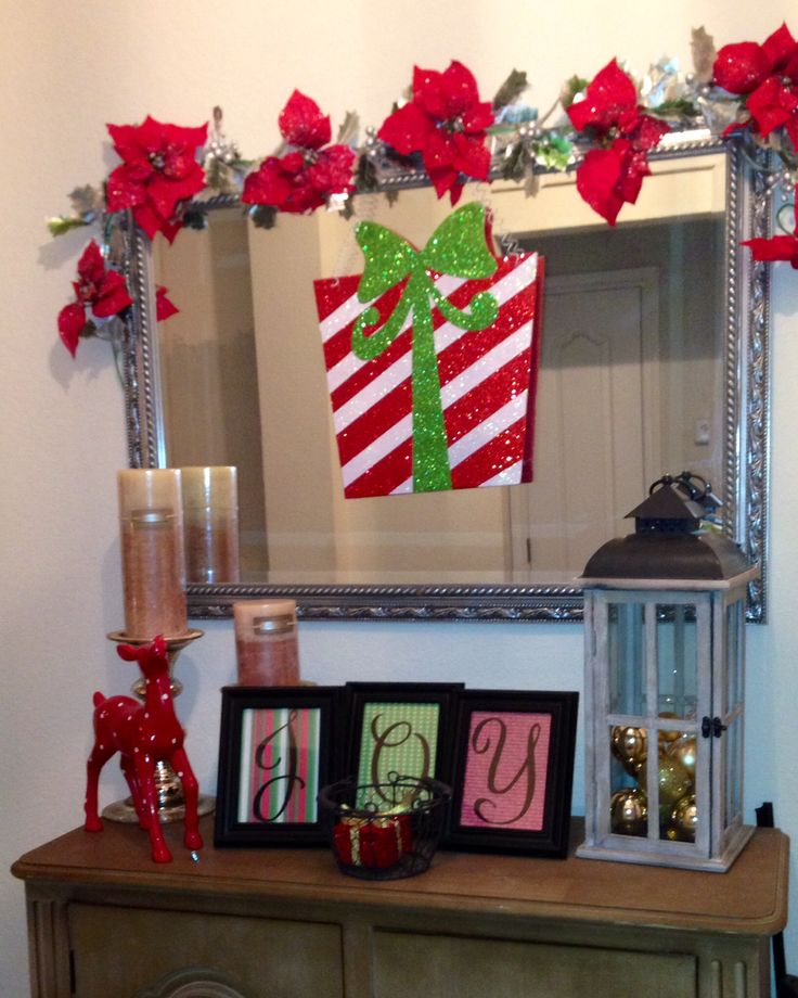 Christmas Decor: Living Room