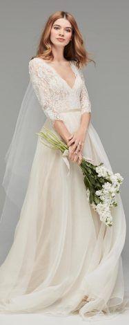 Watters Wedding Dresses Fall 2017
