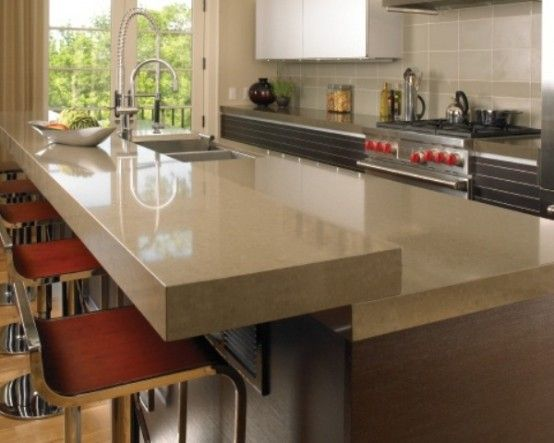 16 best cabinets with uba tuba granite images on pinterest Unique kitchen countertop materials