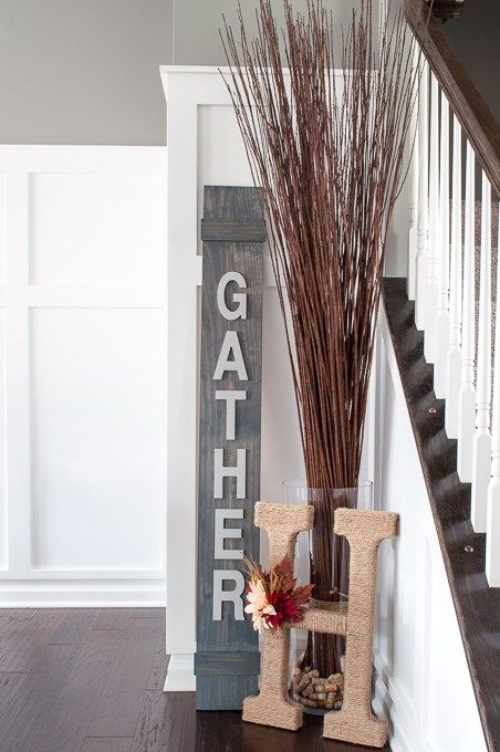 Best 25+ Wooden gather sign ideas on Pinterest | Diy wood signs ...