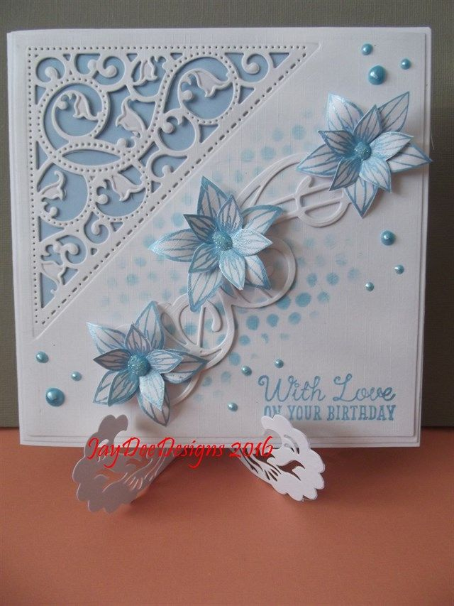 Best 25 Spellbinders Cards Ideas On Pinterest Maja Mais