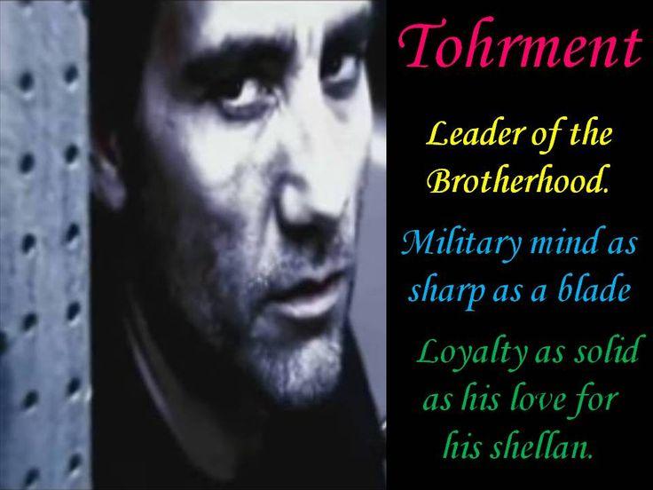 black dagger brotherhood | The Black Dagger Brotherhood Tohrment the Leader