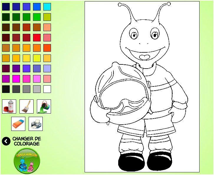 11 Fantaisie Jeux Enfants En Ligne Photograph Jeux Coloriage Coloriage En Ligne Coloriage