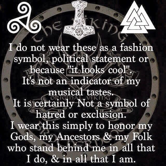 Hate when weird people appropriate our symbols and misuse
