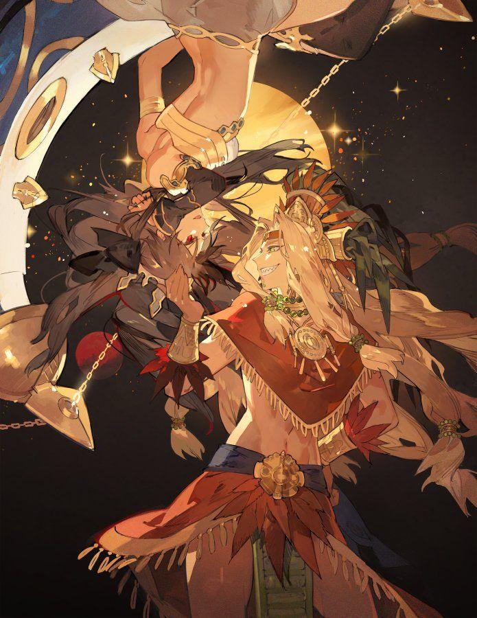 Ishtar Quetzalcoatl Fate