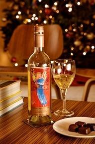 Electra California Orange Muscat Wine from Quad Wineries - love